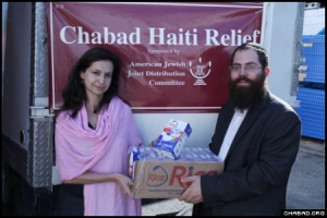 JDC and Chabad in Haiti